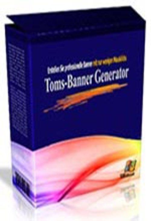 Pay for Banner Generator mit Master Resell Rechten