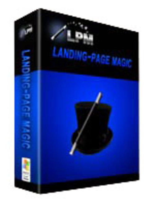 Pay for landing-page-magic-2-plr