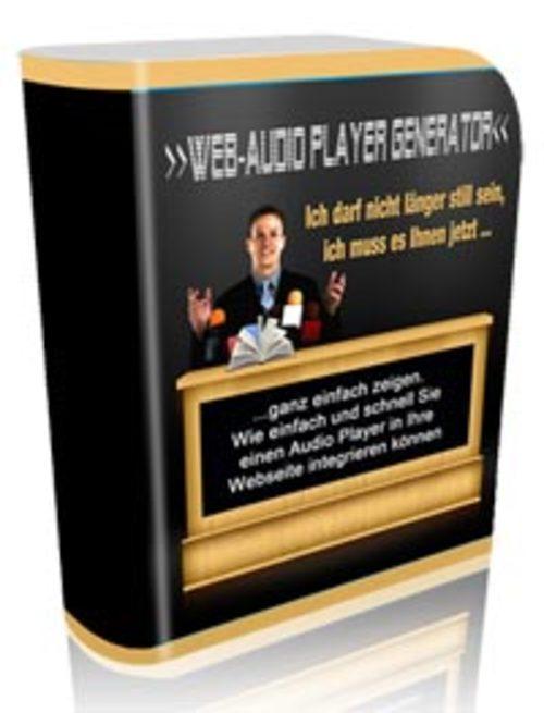 Pay for Web-Audio-PLR