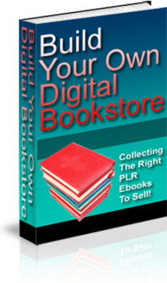 Pay for Building Your Own Digital Bookstore