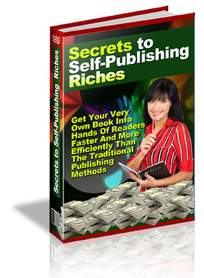 Pay for Secrets to Self-Publishing Riches