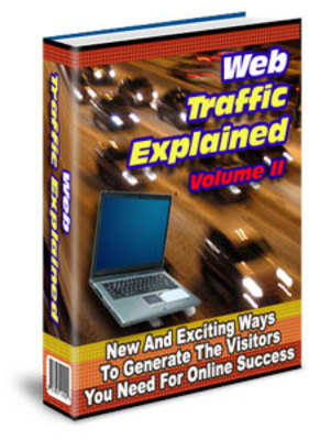 Pay for Web Traffic Explained Volume II