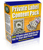 Thumbnail +600 Unique Niche Articles with Private Label Rights