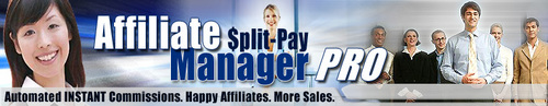Pay for Manager Affiliate Split-Pay Pro