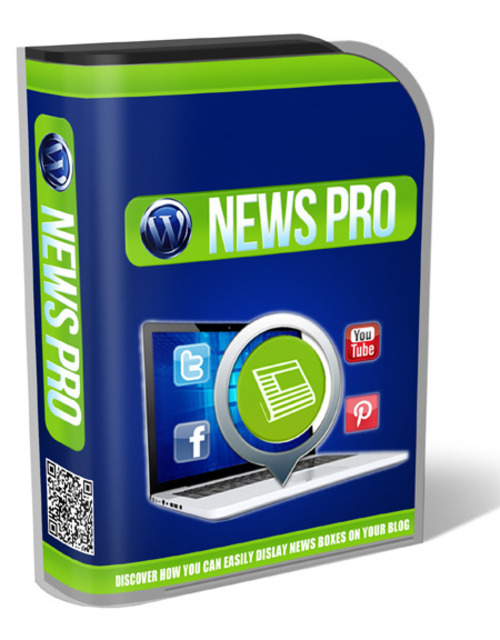 Pay for WP News Pro Plugin MRR
