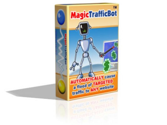 Pay for Magic Traffic Bot - Explode Website Traffic and Sales