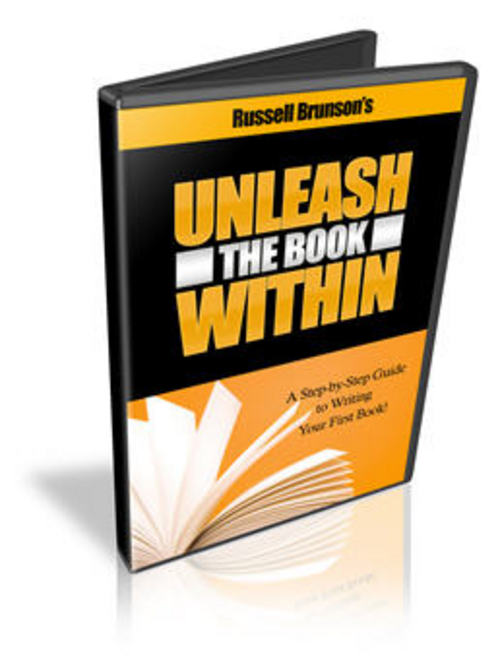 Pay for Unleash the Book Within You