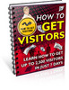 Thumbnail How To Get Visitors