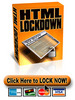 Thumbnail *NEW!* HTML Lockdown Software With Resale Rights