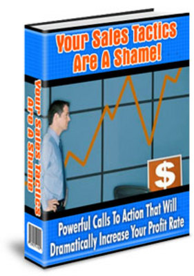 Pay for Sales Tactics Ebook