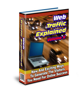 Pay for Web Traffic Explained II