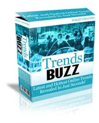 Pay for Google Trends Buzz Complete - With MRR