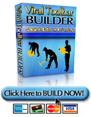 Pay for *NEW!* Viral Toolbar Builder I Increase Your Website Traffic