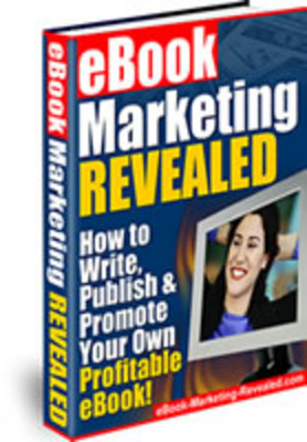 Pay for *NEW!* eBook Marketing Revealed
