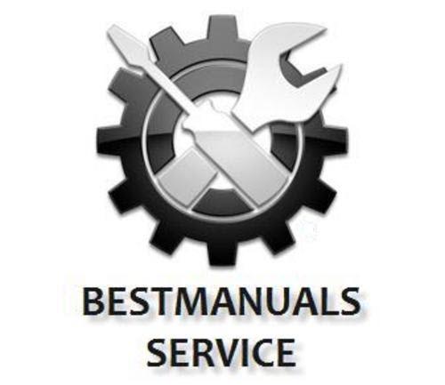 Pay for Peugeot 307 - 2001-2004 - Service Repair Manual