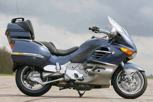 BMW K1200LT Complete Service Manual 1999-2003