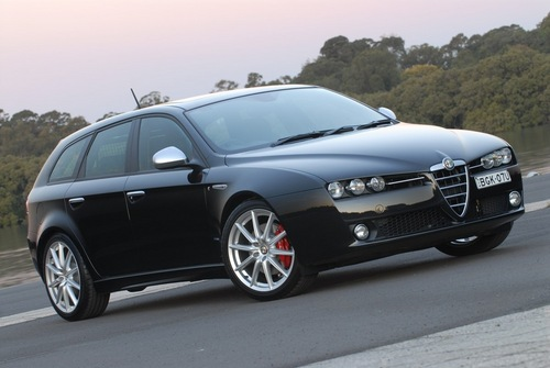 Alfa 159 Workshop Manual