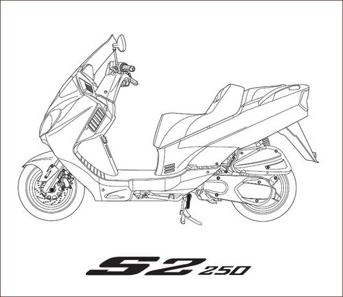 Pay for Daelim S2 250 Service Repair Manual