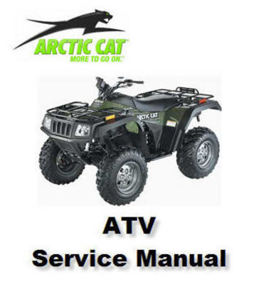 arctic cat 2002 atv 250 300 375 400 500 service manual download m rh tradebit com arctic cat atv owners manual pdf arctic cat atv manual pdf