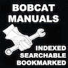 Thumbnail BobCat 843 843B Service Manual