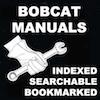 Thumbnail BobCat 843 Parts Manual 6570384 (7-oo) Revised (5-07)