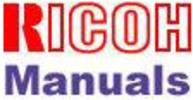 RICOH Aficio 1015, AF1018/D, AF1113 Copier BW Digital Manual