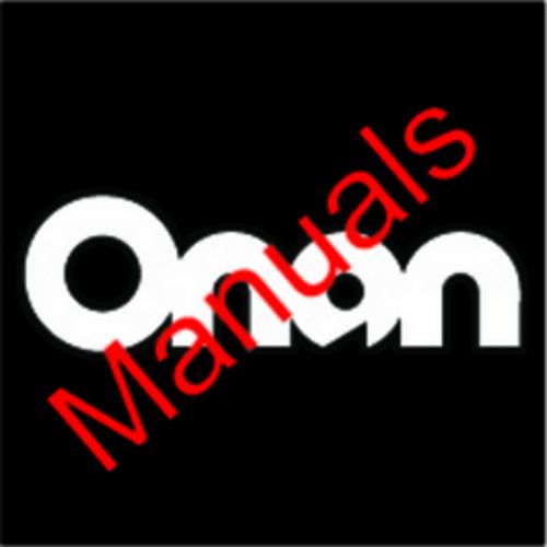 Pay for Onan KY Microlite 4000 Genset Service Shop Repair Manual 981-0503