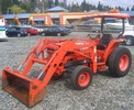 Thumbnail Kubota Tractors 1200 Front Loader Owners Manual