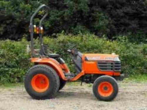 Kubota Tractors B1550d B1550 D Parts Instructions Manual Pdf