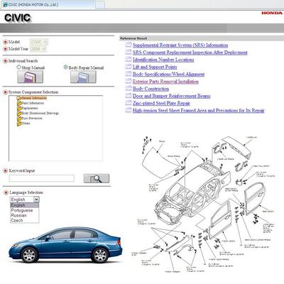 Pay for Manual del taller Honda Civic 2006-2010 4 puertas