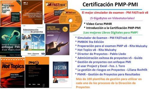 Pay for Paquete de Estudio para Certificacion PMP - PMI