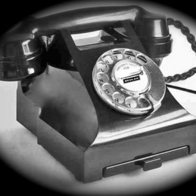Image result for 1950s british telephone