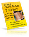 Thumbnail Sunless Tanning Guide Skincare Brandable eBook
