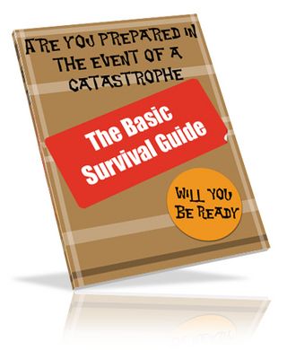 Pay for Basic Survival Guide eBook - Resale Rights
