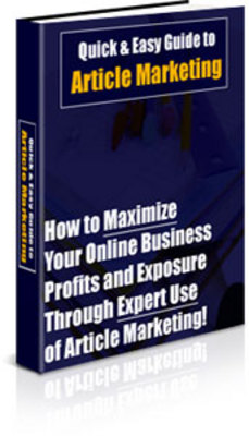 Pay for Article Marketing eBook Brandable Resale Rights