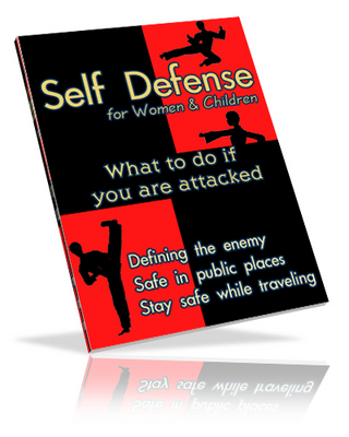 Pay for Self Defense For Women and Children Brandable eBook