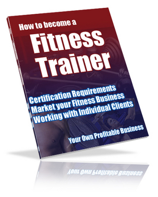 Pay for How To Become A Personal Trainer Brandable eBook Resale Righ