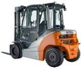 Thumbnail Still Diesel Forklift Truck RX70-40D, RX70-45D, RX70-50D: 7331, 7332, 7333, 7334 Operating and Maintenance Instructions