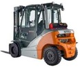 Thumbnail Still LPG Forklift Truck RX70-40T, RX70-45T, RX70-50T: 7335, 7336, 7337, 7338 Operating and Maintenance Instructions