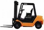 Thumbnail Still Diesel Fork Truck Type R70-20, R70-25, R70-30 with VW motor: DFG R7032, R7033, R7034 Parts Manual