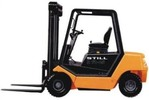 Thumbnail Still LPG Fork Truck R70-20i, R70-25i, R70-30i: TFG R7065, R7066, R7067 Parts Manual
