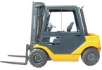 Thumbnail Still Diesel Fork Truck R70-40D, R70-45D, R70-50D: R7071, R7072, R7073 Parts Manual