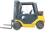 Thumbnail Still LPG Fork Truck Type R70-40T, R70-45T, R70-50T: R7081, R7082, R7083 Parts Manual