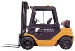 Thumbnail Still LPG Fork Truck R70-40T, R70-45T, R70-50T: R7084, R7085, R7086 Parts Manual