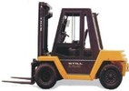 Thumbnail Still Diesel Fork Truck Type R70-60, R70-70, R70-80: R7090, R7091, R7092 Parts Manual