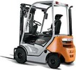 Thumbnail Still Diesel Forklift Truck RC40-16, RC40-18, RC40-20: R4041, R4042, R4043 Operating and Maintenance Instructions