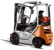 Thumbnail Still LPG Forklift Truck RC40-16, RC40-18, RC40-20: 4044, 4045, 4046 Operating and Maintenance Instructions
