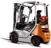 Thumbnail Still LPG Forklift Truck RC40-16T, RC40-18T, RC40-20T: 4024, 4025, 4026 Parts Manual