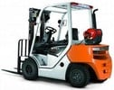 Thumbnail Still LPG Forklift Truck RC41-25T, RC41-30T: 4094, 4095 Operating and Maintenance Instructions