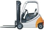 Thumbnail Still Electric Lift Truck Type RX60-16, RX60-18, RX60-20: R6311, R6313, R6315 Spare Parts Manual, Catalog